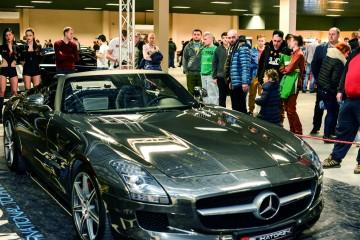 Targi Motoryzacyjne Auto Moto Aren Ostroda 2015
