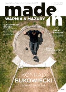 MADE IN Warmia & Mazury 25 wrzesień październik 2017 by